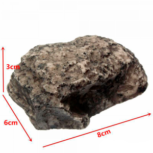 Piedra compartimento secreto